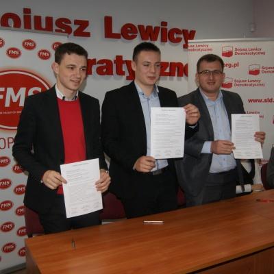 Liderzy FMS zawitali do Opola